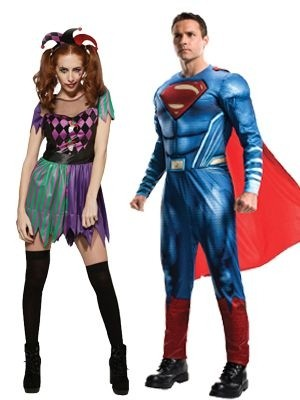 Adult Super Heroes