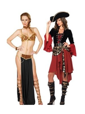 Ladies Costumes