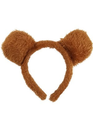 Teddy Bear Ears Animal Headband
