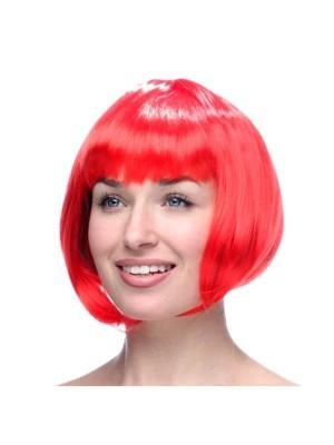 Bob Wig Red