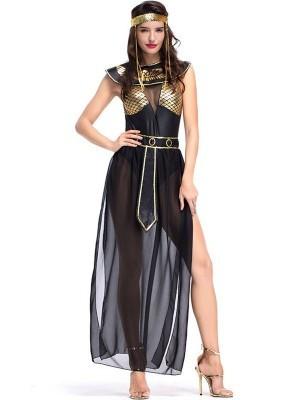Cleopatra Style Fancy Dress Costume