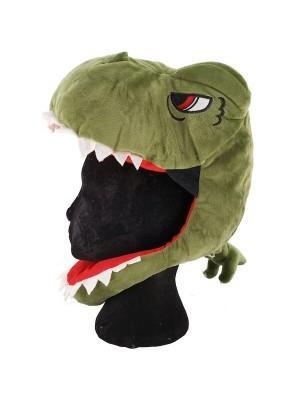 Green T-Rex Dinosaur Hat