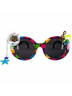 80's Disco Ball Sunglasses
