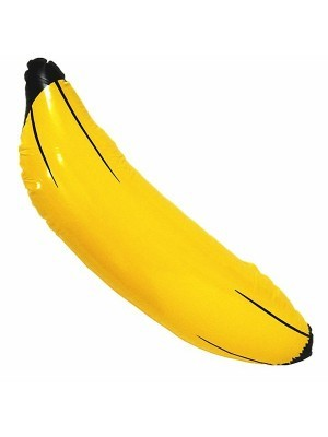 Inflatable Yellow Banana