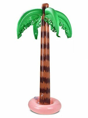 Inflatable Hawaiian Beach Party Palm Tree