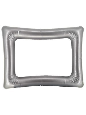 Inflatable Silver Posing Frame