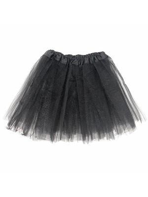 Kids Size Black Tutu Skirt