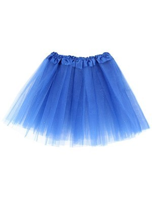 Kids Size Dark Blue Tutu Skirt