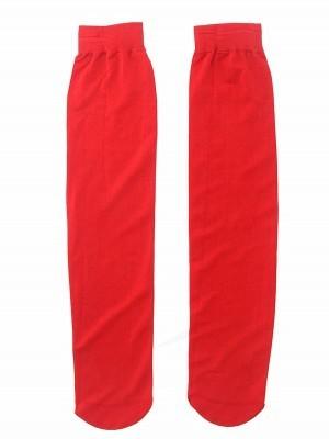 Kids Long Socks - Red