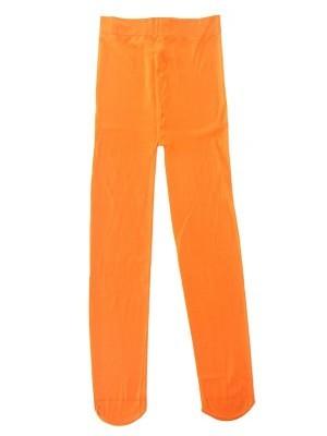 Kids Tights - Orange