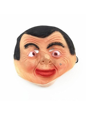 Fancy Dress Costume Mr Bean Mask