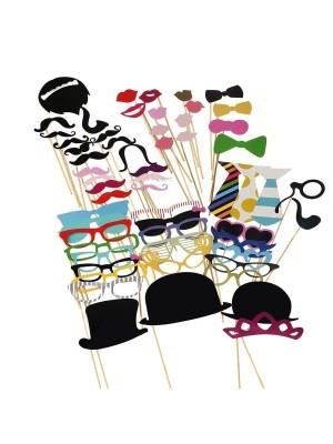 Pack Of 58 Card Props On Sticks