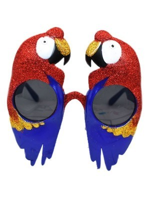 Parrot Pretty Polly Colourful Sunglasses