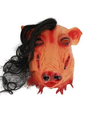 Fancy Dress, Costume Killer Pig Mask