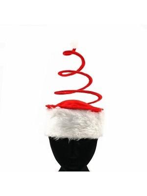 Santa Spring Christmas Hat