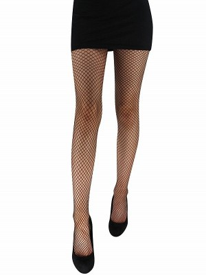 Adult Fishnet Tights - Medium Holes