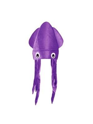 Purple Squiddy Hat