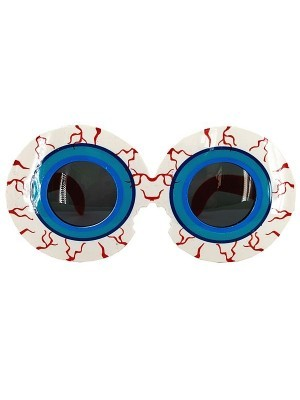Scary Bloodshot Eyeball Sunglasses