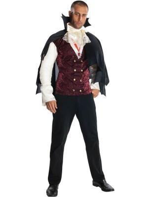 Vampire Prince Men's Halloween Costume