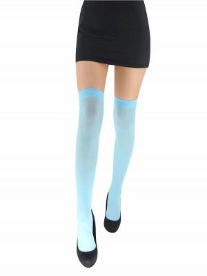 Adult Stockings - Light Blue