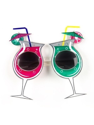 Wine Cocktail Sunglasses