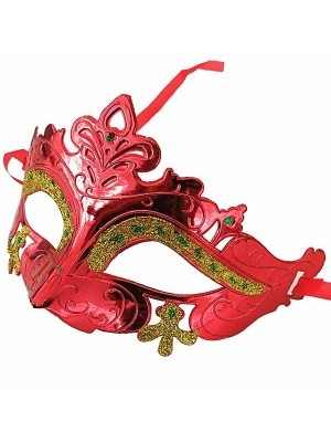'Little Fairy' Mask Red