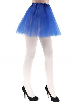 Adult Tutu Skirts - Blue