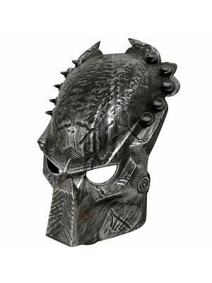 Predator Alien Mask Silver
