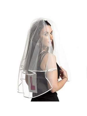 Hen Party Veil With Comb Attachment