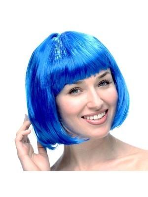Bob Wig Blue