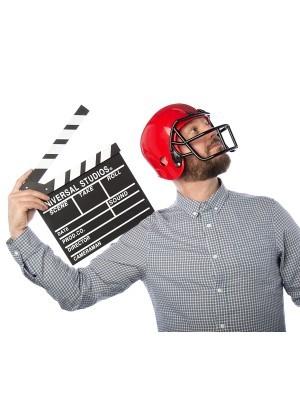Black Director's Clapperboard