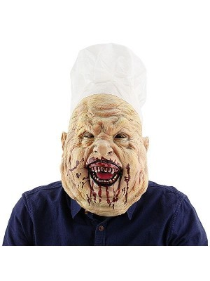 Fancy Dress, Costume Bloody Chef Mask