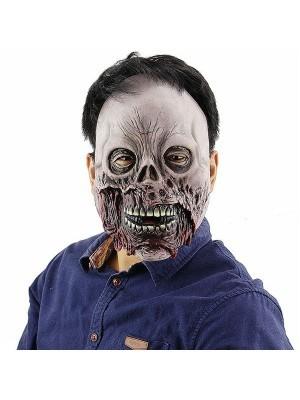 Fancy Dress, Costume Bloody Shredded Skull Mask