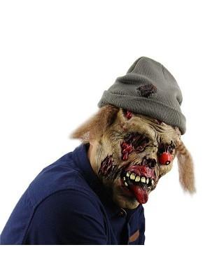 Fancy Dress, Costume Scarecrow Zombie Mask