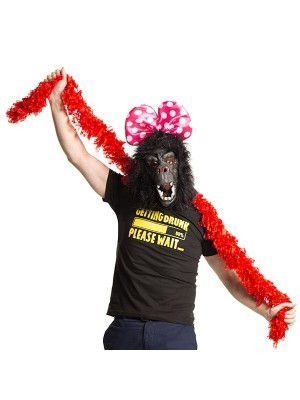Fancy Dress, Costume Gorilla Head Mask