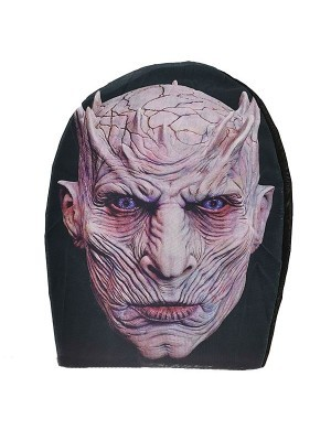 Fancy Dress Costume Evil Alien Lord Morph Mask Full Head Sock
