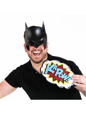 'Kapow!' Pop Art Style Photo Booth Prop
