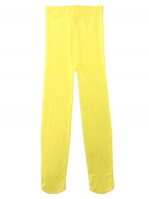 Kids Tights - Yellow