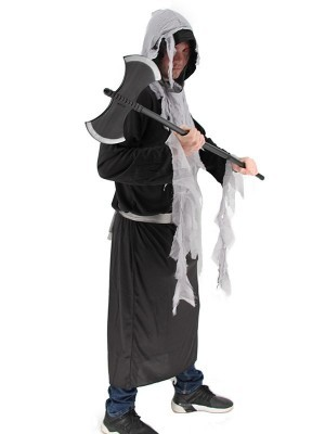 Male Shredded Demon Halloween Costume - One Size