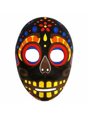 Mexican Day of The Dead Mask 7