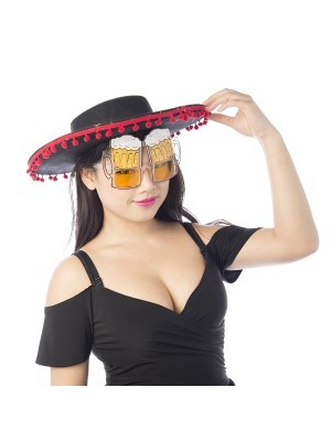 Mexican Bandit Hat