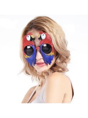 Parrot Pretty Polly Colourful Sunglasses