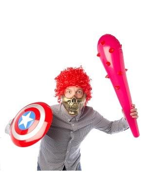 Skeleton Jaw Mask Gold
