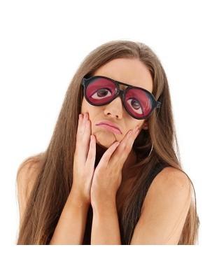 Silly Sad Eye Glasses