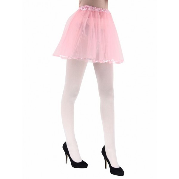 94c19663cd Adult Various Colours Tutu Skirts with Ribbon - light Pink