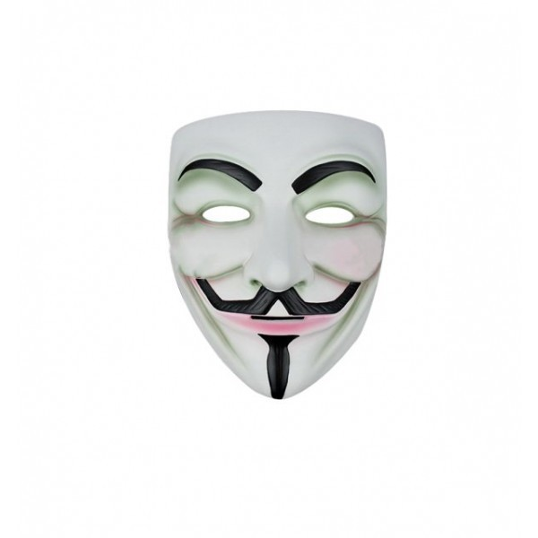 Guy Fawkes V For Vendetta Mask Or Anonymous Mask