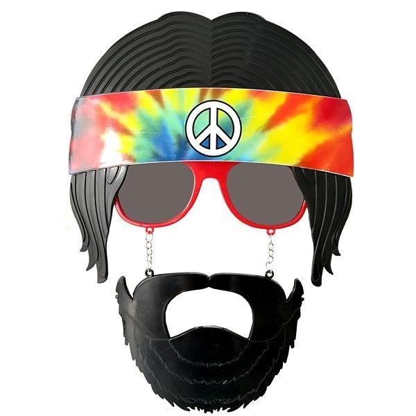 Toffs Top Hat /& Silver Monocle Sunglasses